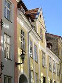 The Tallinn street — Stock Photo