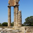 Ancient ruins - Rhodes, Greece — Stock Photo #2111012
