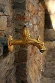Antique robinet — Photo