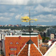 View of Tallinn, Estonia — Stock Photo