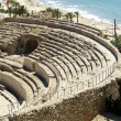 Ruins of ancient amphitheater — Stock Photo #2353087
