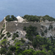 Stock Photo: Stronghold Monolithos