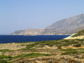 Vackra vew - Kreta — Stockfoto