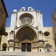 Tarragona Cathedral, Catalonia, Spain - Stock Photo