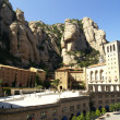 Montserrat monastery - Stock Photo