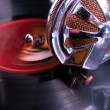 Stock Photo: My gramophone