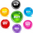 Buy buttons — Vecteur #1948127