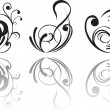 Abstract tattoo — Stockvector #1948534