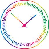 Ilustração de relógios — Vetorial Stock
