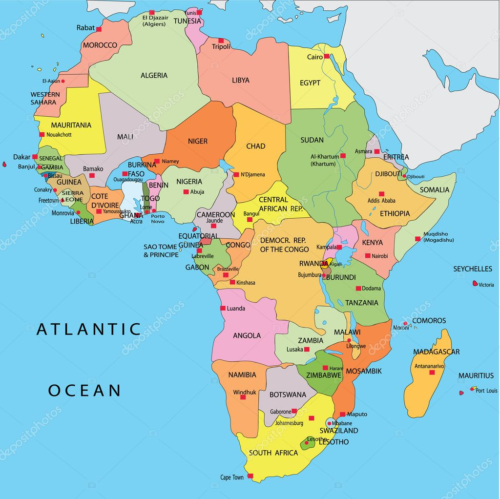 AFRIQUE MAPA | Dictionary Bank