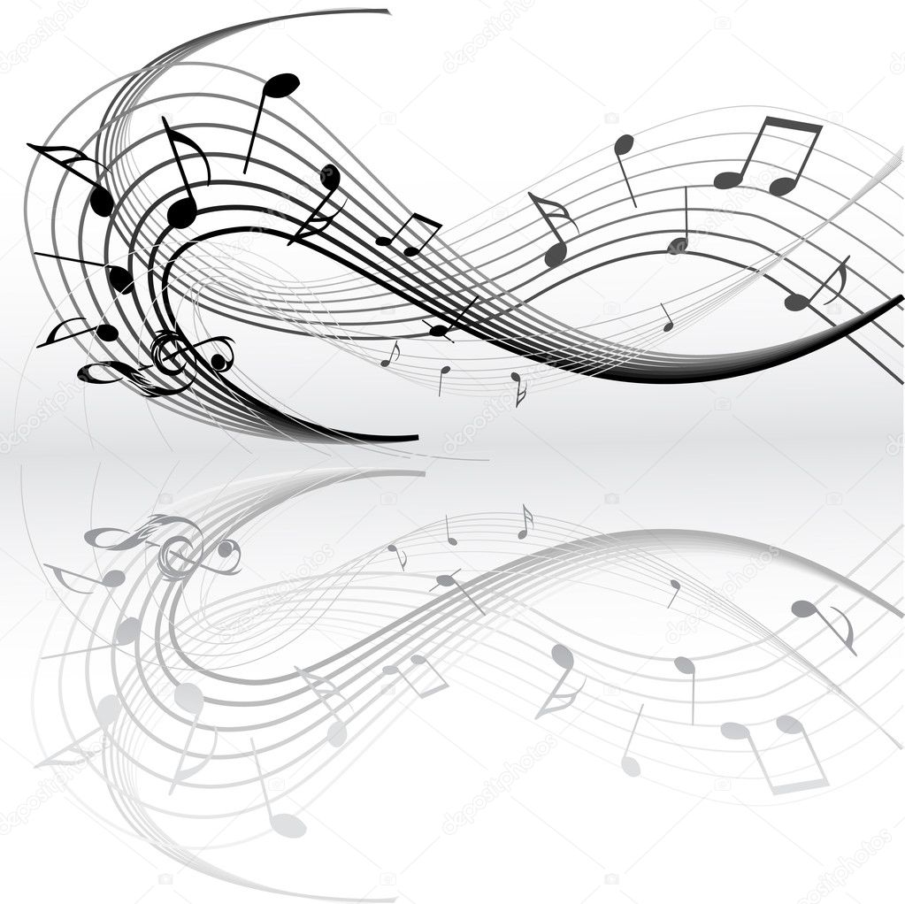 Music notes — Stock Vector #1998628