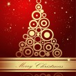 Merry Christmas background — Stock Vector #2001402