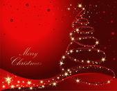 Merry christmas background — Stockvektor