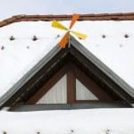 Roof window — Stock Photo