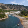 Yellowstone River — Stock Photo