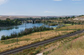 Snake River — Stock Photo