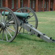 Royalty-Free Stock Photo: Civil war cannon