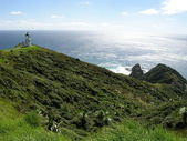 Cape Reinga Lighthouse — Stock Photo