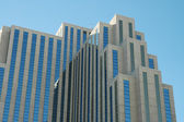 Hotel tower — Stock Photo