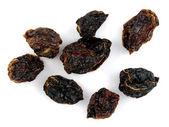 Dried habanero chilis — Stock Photo