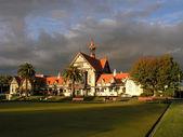 Rotorua Museum — Stock Photo