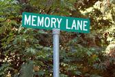 Memory Lane — Stock Photo