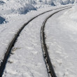Stock Photo: Tracks
