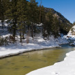 Animas River — Stock Photo