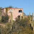 Tucson home — Stock Photo