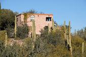 Tucson home — Stock Photo