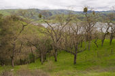 Caleveras Reservoir — Stock Photo