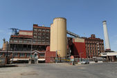 砂糖精製工場 — ストック写真