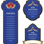 Set of vector design elements — Stock Vector #2003515