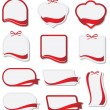 Set of vector design elements — Stock Vector #2003624