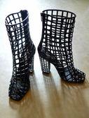 Stivali alla moda — Foto Stock