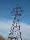 Elektriciteit toren — Stockfoto