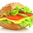Fresh sandwich — Stockfoto