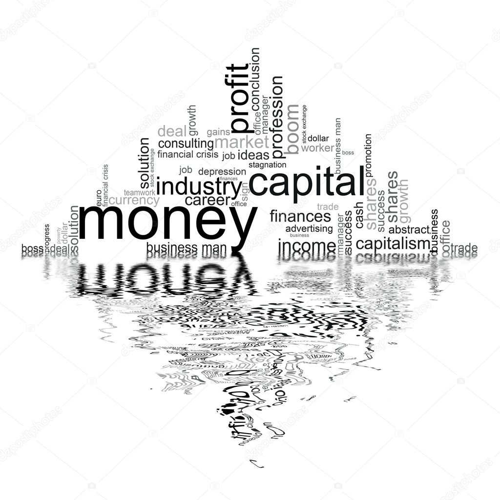 Depositphotos  stock photo illustration with economic terms Depositphotos  Stock Photo Illustration With Economic Terms Economic Terms