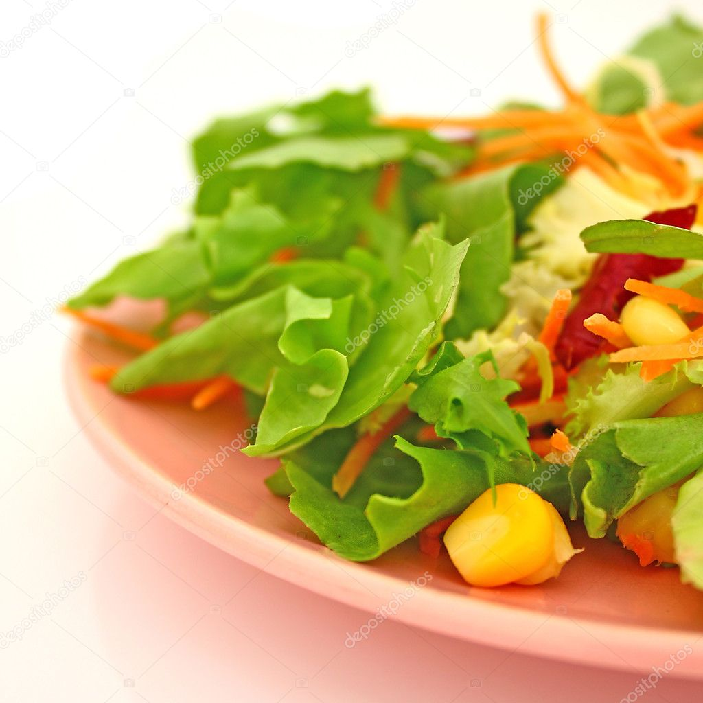 Salad — Stock Photo #2011788