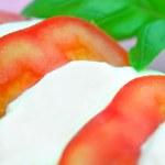 Tomato mozzarella — Stock Photo #2053224