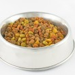 Dog food bowl — Stock Photo #1957719