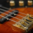 Stock Photo: Electric strings