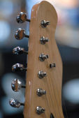 Guitar mechanics — Stock Photo