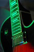 Guitar strings — Stock Photo