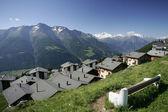 Alpes suíços — Fotografia Stock