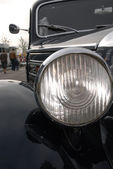 Lampada d'epoca — Foto Stock