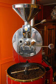 Roasting machine — Stock Photo