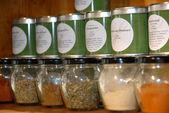 Delicious spices — Stock Photo