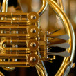 Stock Photo: Golden instrument
