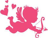 Cupido — Vetorial Stock